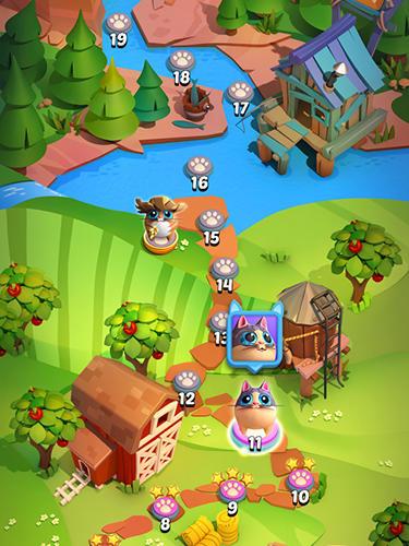 Arcade Kitty journey für das Smartphone
