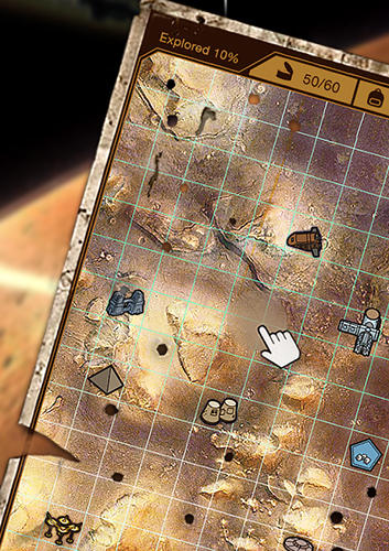 The Mars files: Survival game для Android