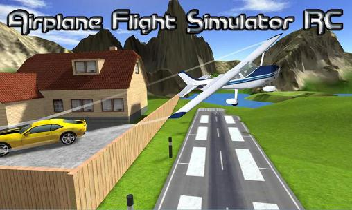 Airplane flight simulator RC Screenshot