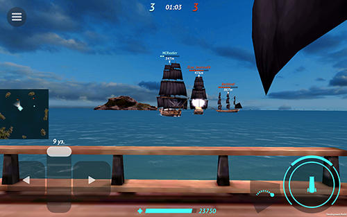 Pirate round screenshot 1