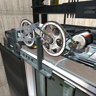 Elevator simulator 3D скриншот 1