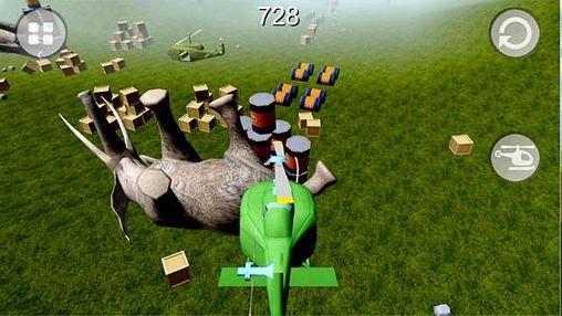 Simulation: Lade Ziegen Randale auf dein Handy herunter