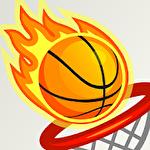 Dunk shot icono