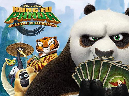 logo Panda Kung Fu: Combat du destin