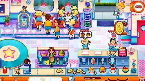 Arcade Delicious: Emily's road trip for smartphone