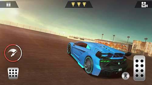 Bravo drift captura de pantalla 3