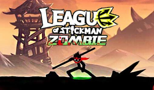 League of Stickman: Zombie capture d'écran 1