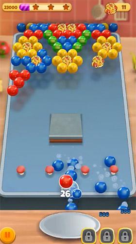 Bubble chef screenshot 2