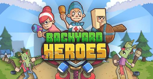 Backyard heroes RPG icono