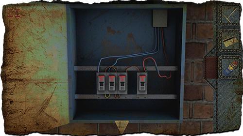 Abenteuer-Spiele Bunker: Room escape für das Smartphone