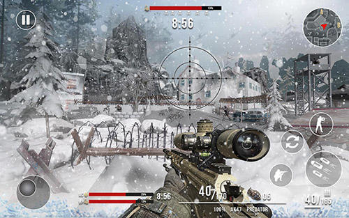 Call of sniper battle royale: WW2 shooting game для Android