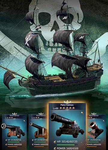 Piraten Age of sail: Navy and pirates auf Deutsch
