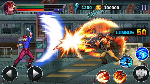 Street fighting screenshot 2