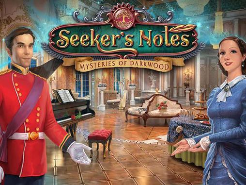 Seeker's notes: Mysteries of Darkwood скриншот 1