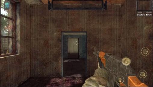 Z.O.N.A: Project X скриншот 2