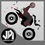 Stickman turbo dismount icon