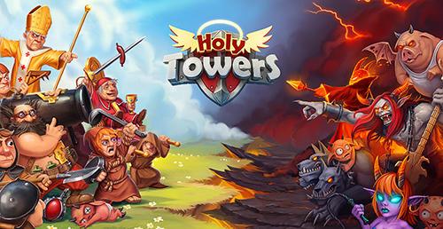 Holy towers TD Screenshot