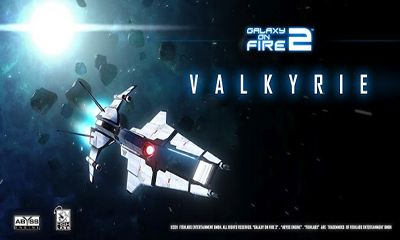 Galaxy on Fire 2 screenshot 1