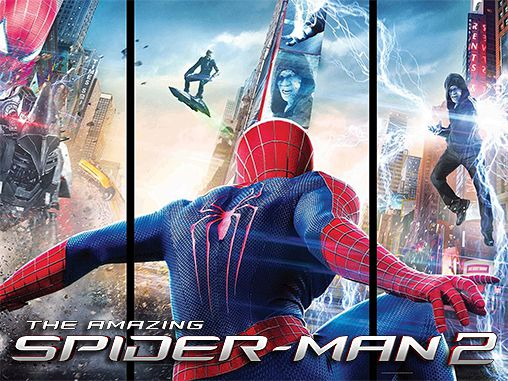 标志The amazing Spider-man 2