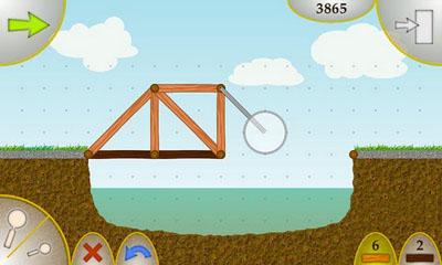 Wood Bridges для Android