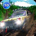 Russian SUV offroad simulator icon