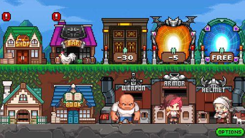 Arcade-Spiele: Lade Strichcode Ritter auf dein Handy herunter