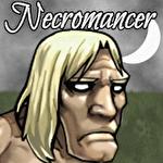 Necromancer story icono