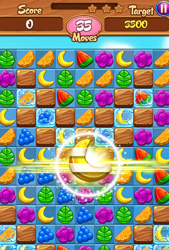 Jelly crush für Android