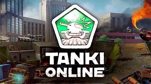 Tanki online screenshot 1