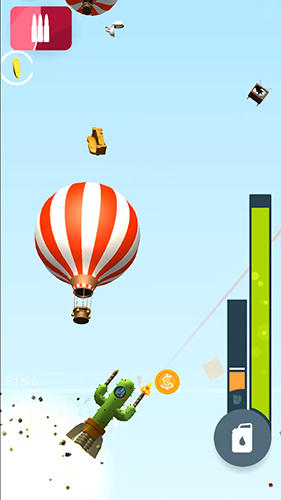 Faily rocketman pour Android