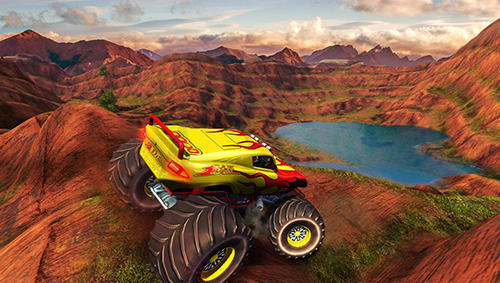 Offroad adventure: Extreme ride pour Android