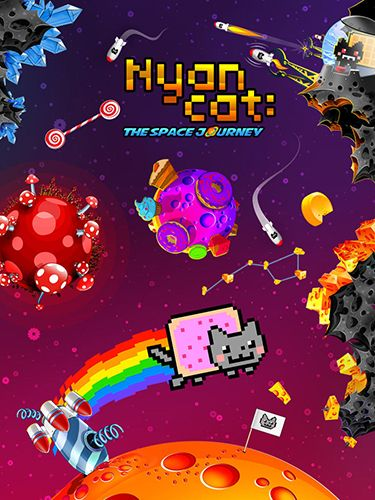 Nyan cat: The space journey capture d'écran 1