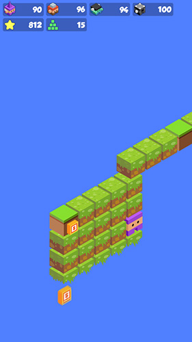 Cubic tower Screenshot