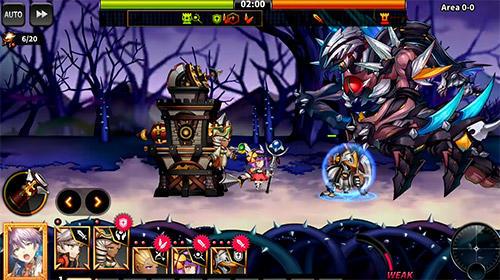 Online RPG Kingdom alive OBT auf Deutsch