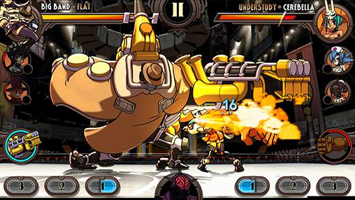 Skullgirls for Android