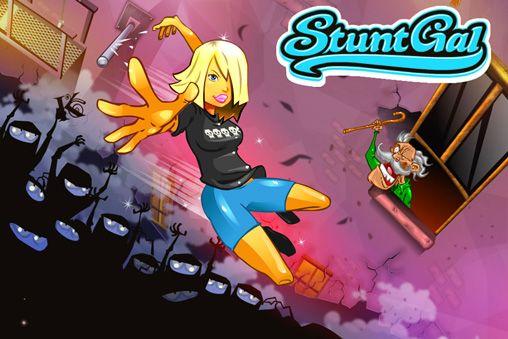 logo Stunt Gal