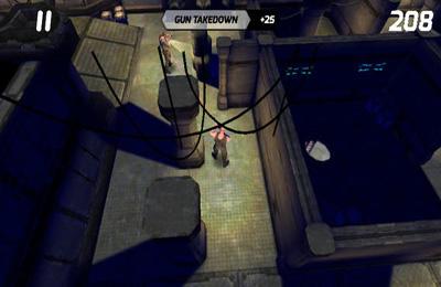 Kämpfen: Lade Riddick: Die Merc-Akten auf dein Handy herunter