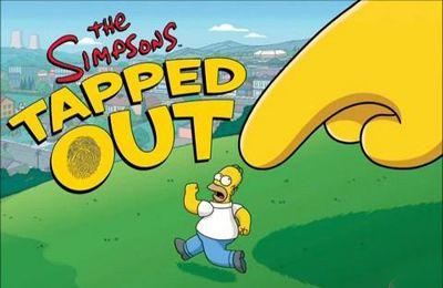 logo Die Simpsons: Angeklopft