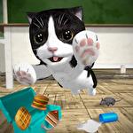 Cat simulator and friends! Symbol