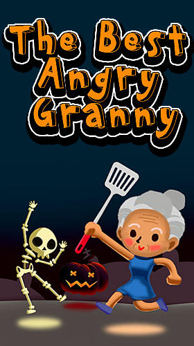 The best angry granny: Run game Screenshot