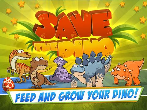 logo Rette den Dino
