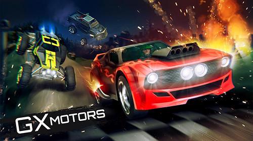 Capturas de tela de GX motors