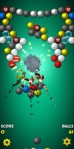 Magnet balls 2: Physics puzzle auf Deutsch