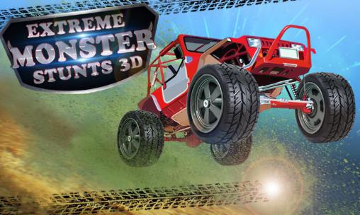 Extreme monster stunts 3D Symbol