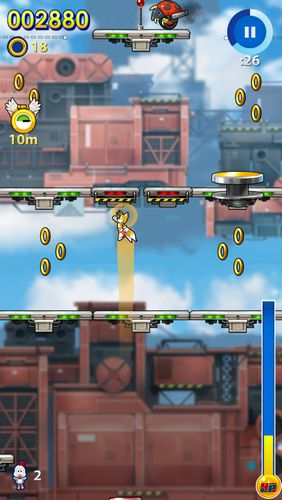 Sonic jump: Fever для Android