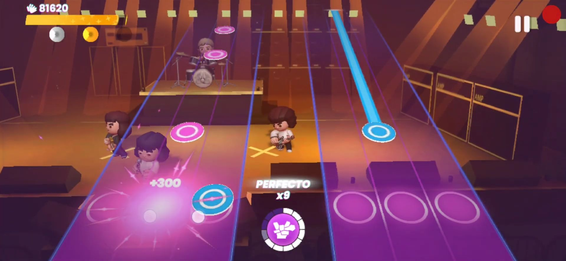 Queen: Rock Tour - The Official Rhythm Game for Android