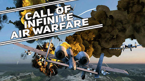 Call of infinite air warfare capture d'écran