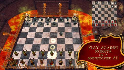 War of chess для Android