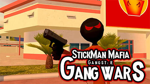 Stickman mafia gangster gang wars captura de pantalla 1