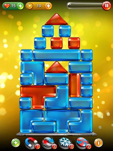 Glass tower world для Android